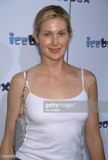 Kelly Rutherford at the Launch Party for icebox The Factory West Hollywood