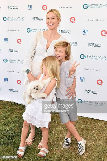 Kelly Rutherford attends OCRF's 18th Annual Super Saturday NY CoSponsored by FIJI Water on July 25 2015 in Water Mill New York