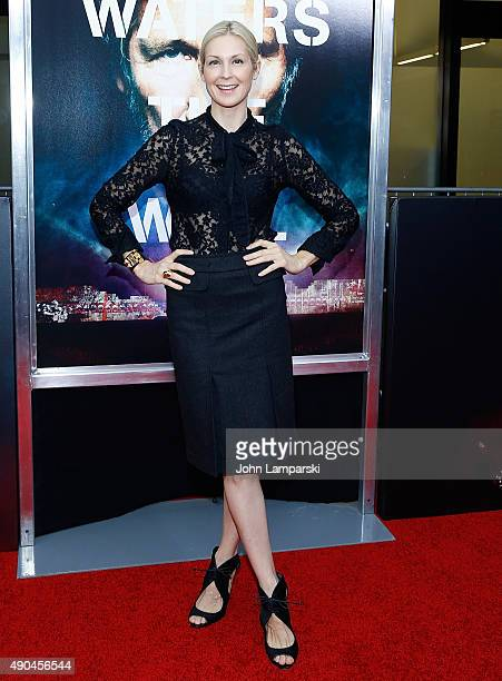 Kelly Rutherford attends 'Roger Waters The Wall' New York premiere at Ziegfeld Theater on September 28 2015 in New York City
