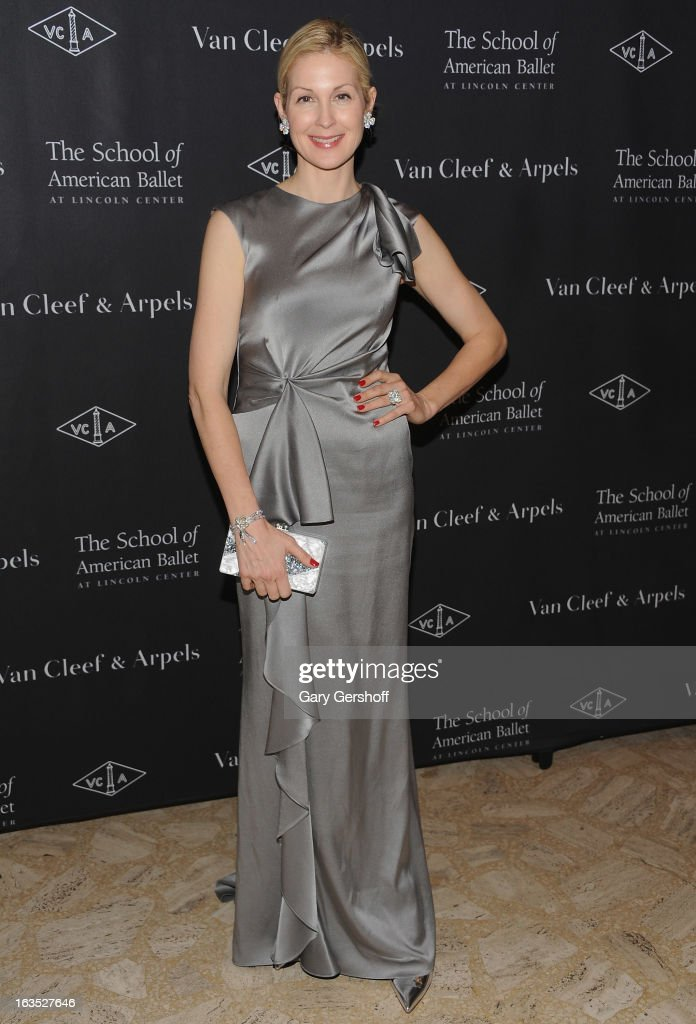 Kelly Rutherford attends the 2013 School Of American Ballet Winter Ball: A Night In The Far East at David H. Koch Theater, Lincoln Center on March 11, 2013 in New York City.