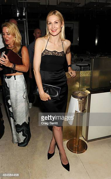 Kelly Rutherford attends the Jennifer Fischer New York City flagship store opening on September 3 2014 in New York City