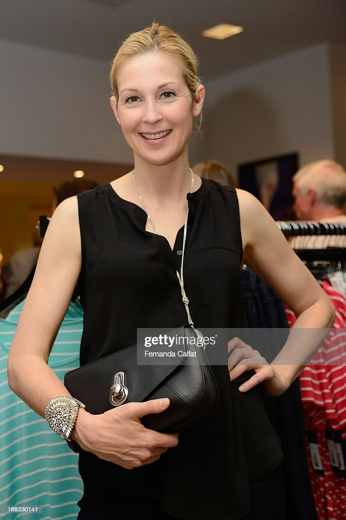 Kelly Rutherford attends the NYDJ Shop Opening Celebration at Bloomingdales at Bloomingdale's 59th Street Store on May 8, 2013 in New York City.