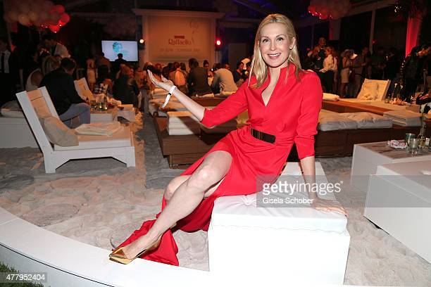 Kelly Rutherford during the Raffaello Summer Day 2015 to celebrate the 25th anniversary of Raffaello on June 20 2015 in Berlin Germany