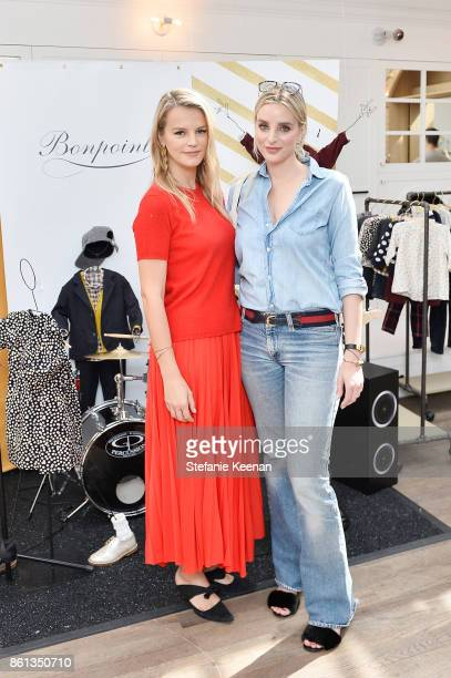 Kelly Sawyer Patricof and Katie Nehra attend Bonpoint Baby2Baby Celebrate At Au Fudge With Estee Stanley Kelly Sawyer Patricof And Norah Weinstein at...