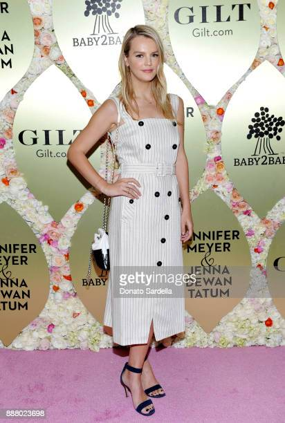 Kelly Sawyer Patricof at Giltcom Jennifer Meyer Jenna Dewan Tatum's Exclusive Jewelry Collection Launch Benefitting Baby2Baby at Sunset Tower Hotel...