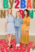 Kristen Bell Hosts The Baby2Baby And Tiny Prints Winter...