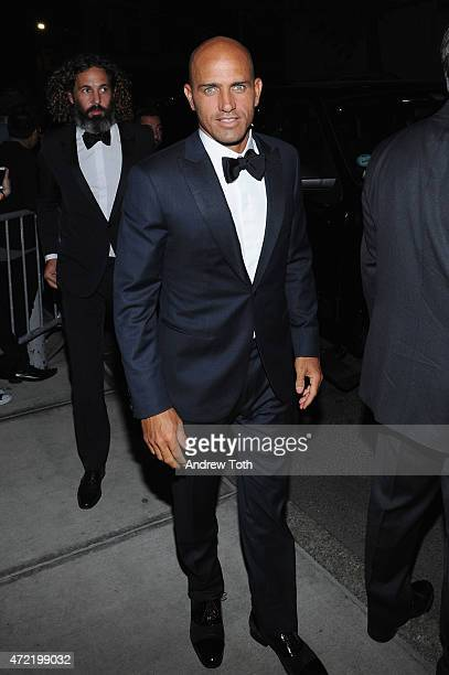 Kelly Slater attends Michael Kors and iTunes After Party at The Mark Hotel on May 4 2015 in New York City