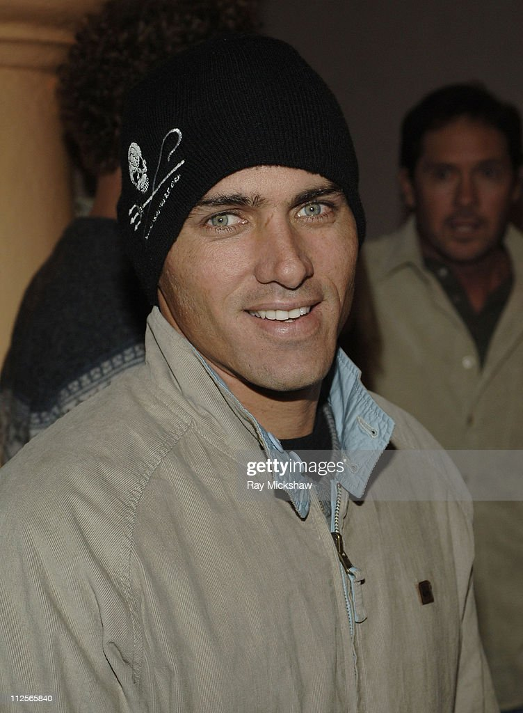Kelly Slater attends the 2008 Santa Barbara Film Festival - 'Bustin Down The Door' held at the Arlington on January 27, 2008 in Santa Barbara, California.