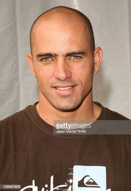 Kelly Slater during 'A Time for Heroes' Carnival Hosted By Disney Arrivals at Wadsworth Theater in Westwood California United States