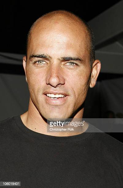 Kelly Slater during Celebrate Extreme Sports With Maxim Magazine at Maxim in Los Angeles California United States