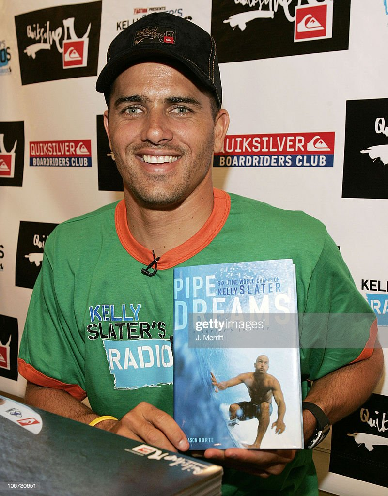 "Kelly Slater Promotes his New Sirius Satellite Radio Show ""Kelly Slater's Radio"