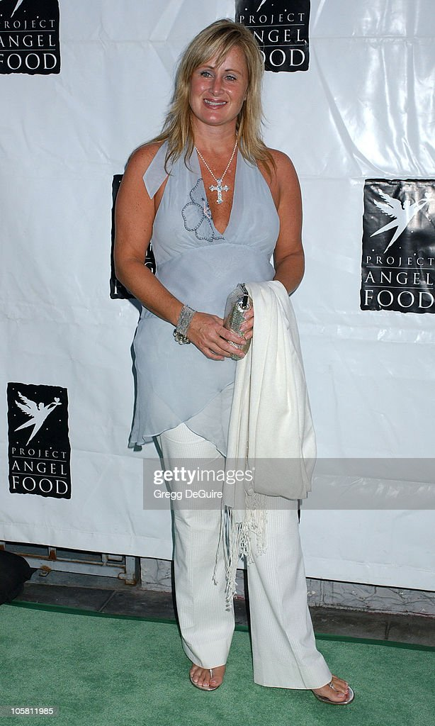 Kelly Stone during 11th Annual Angel Awards - Arrivals at Project Angel Food in Los Angeles, California, United States.