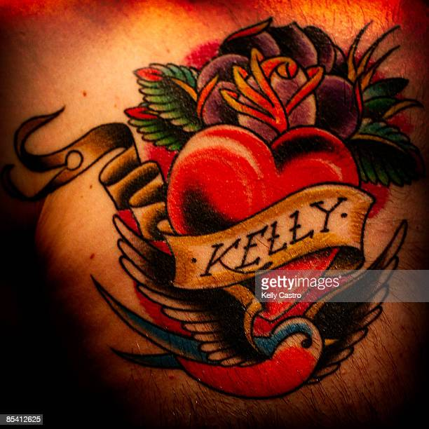 Kelly Tattoo
