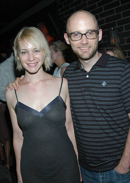 Moby's Teany Bottled Beverages Launch Party Photos and ... Kelly Tisdale Moby