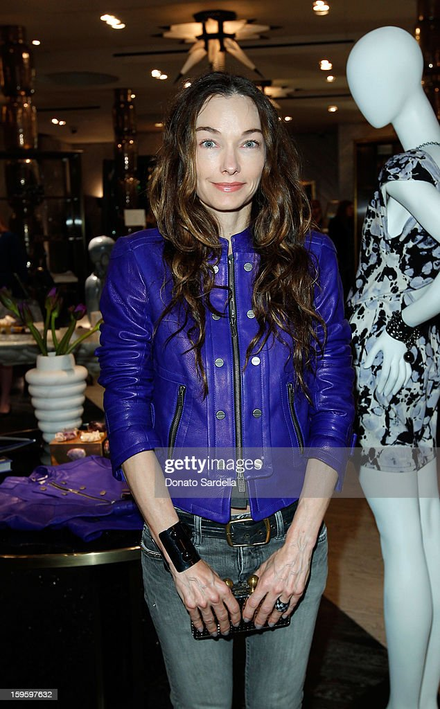 Kelly Wearstler attends Kelly Wearstler and LACMA's Avant-Garde celebrating her eponymous new book Kelly Wearstler: 'Rhapsody' at Kelly Wearstler Boutique on January 16, 2013 in West Hollywood, California.