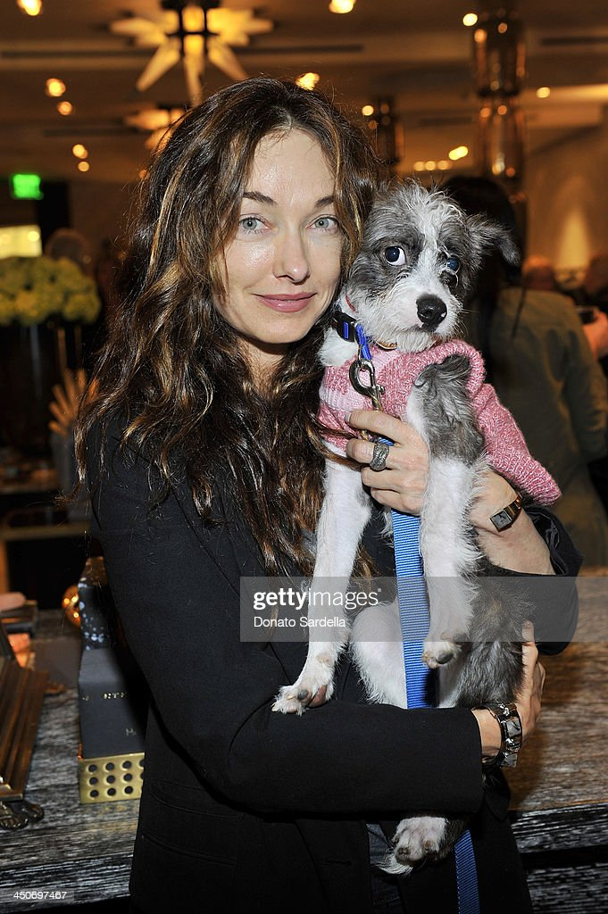 Kelly Wearstler attends Kelly Wearstler for NKLA event on November 19, 2013 in Los Angeles, California.