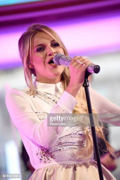 AMERICA Kelsea Ballerini performs live on 'Good Morning America' Tuesday July 25 airing on the ABC Television Network KELSEA