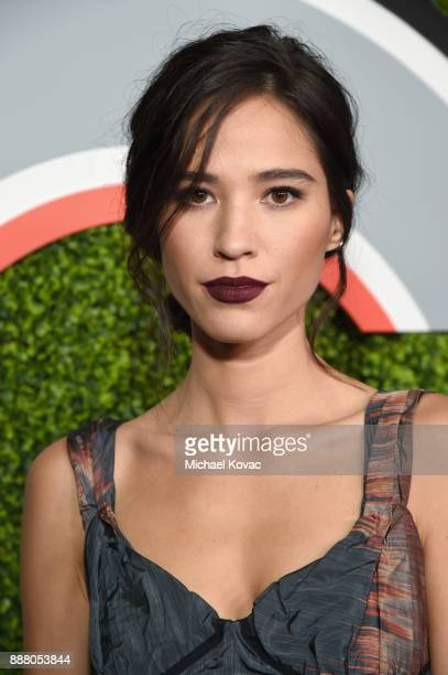 Kelsey Asbille attends the 2017 GQ Men of the Year party at Chateau Marmont on December 7 2017 in Los Angeles California