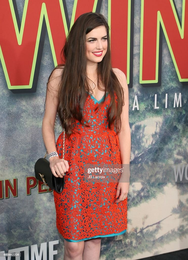 Kelsey Bohlen Glatter attends the premiere of Showtime's 'Twin Peaks' at The Theatre at Ace Hotel on May 19, 2017 in Los Angeles, California.