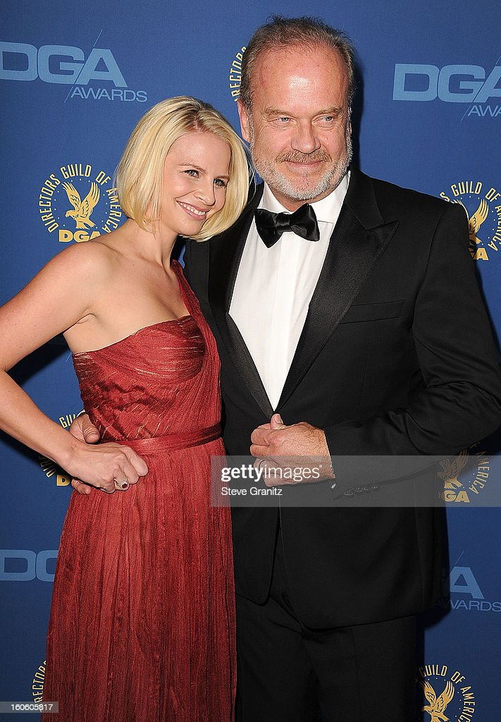 Kelsey Grammer arrives at the 65th Annual Directors Guild Of America at The Ray Dolby Ballroom at Hollywood & Highland Center on February 2, 2013 in Hollywood, California.