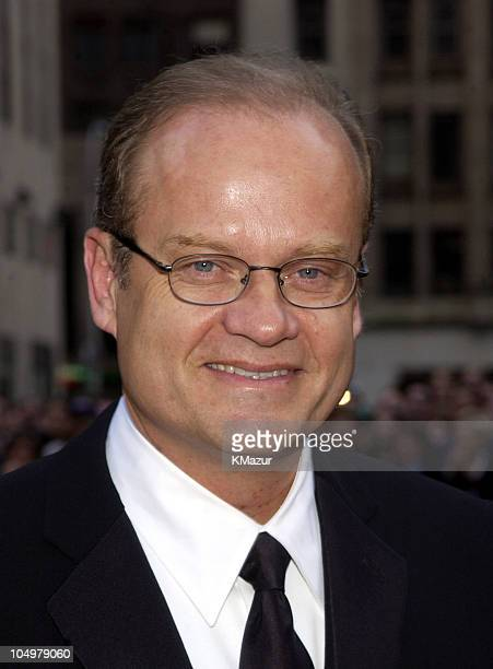 Kelsey Grammer from NBC shows 'Frasier' and 'Cheers'