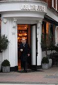 London Celebrity Sightings -  November 18, 2017