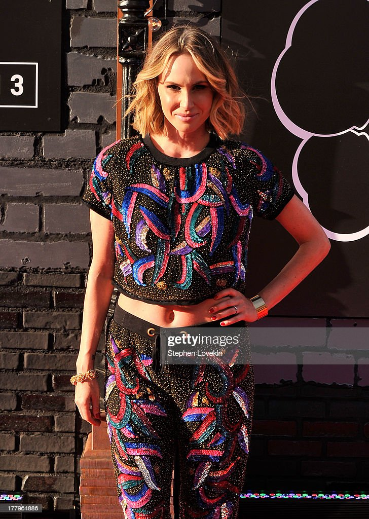 Keltie Colleen attends the 2013 MTV Video Music Awards at the Barclays Center on August 25, 2013 in the Brooklyn borough of New York City.