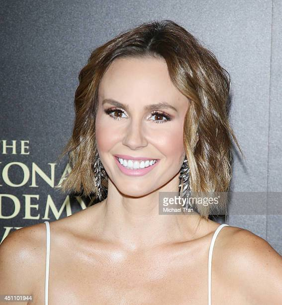 Keltie Knight arrives at the 41st Annual Daytime Emmy Awards held at The Beverly Hilton Hotel on June 22 2014 in Beverly Hills California