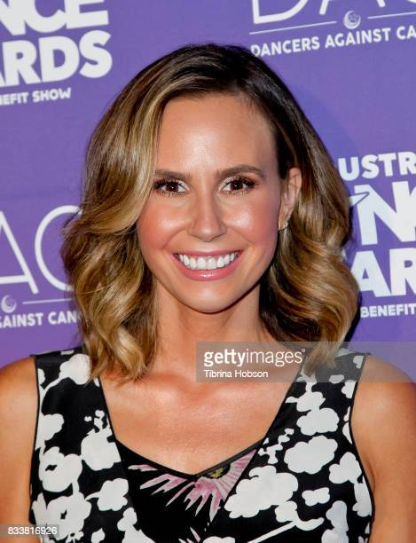 Keltie Knight attends the 2017 Industry Dance Awards and Cancer Benefit Show at Avalon on August 16 2017 in Hollywood California