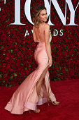 Keltie Knight attends the 70th Annual Tony Awards at The Beacon Theatre on June 12 2016 in New York City