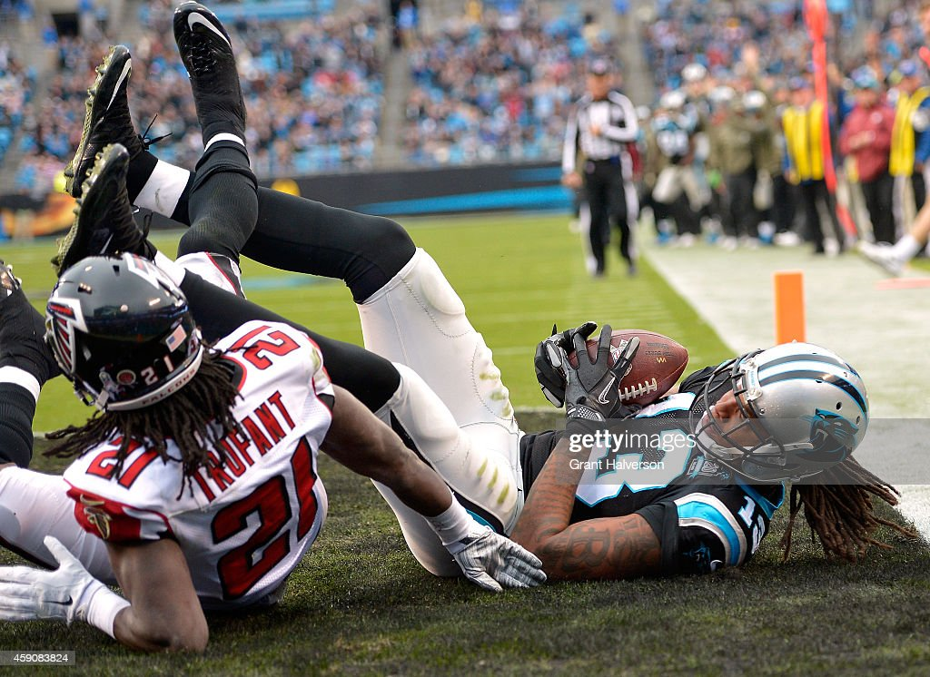 Atlanta Falcons v Carolina Panthers