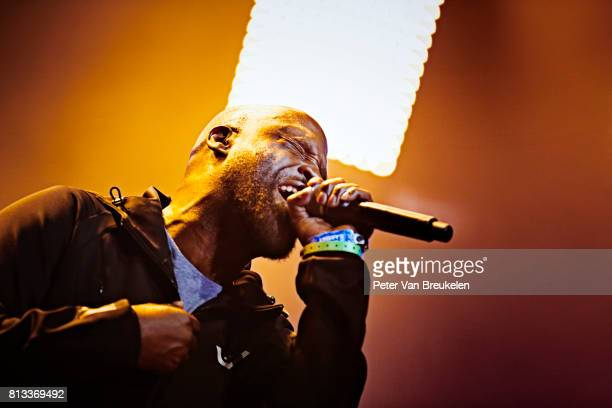 Kelvin Mercer of De La Soul Performs at North Sea Jazz Festival on July 8th 2017 in Rotterdam The Netherlands