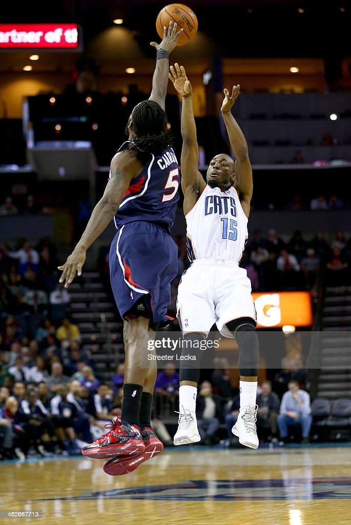 <a gi-track='captionPersonalityLinkClicked' href=/galleries/search?phrase=Kemba+Walker&family=editorial&specificpeople=5042442 ng-click='$event.stopPropagation()'>Kemba Walker</a> #15 of the Charlotte Bobcats during their game at Time Warner Cable Arena on November 11, 2013 in Charlotte, North Carolina.
