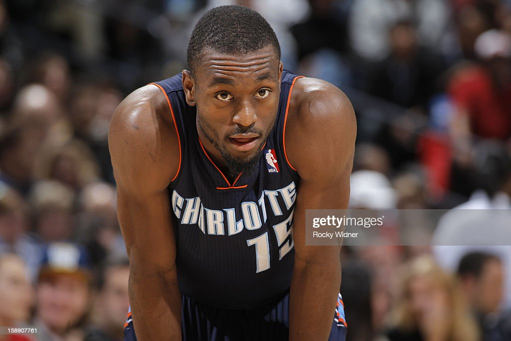 Kemba Walker #15 of the Charlotte Bobcats in a game against the Golden State Warriors on December 21, 2012 at Oracle Arena in Oakland, California.