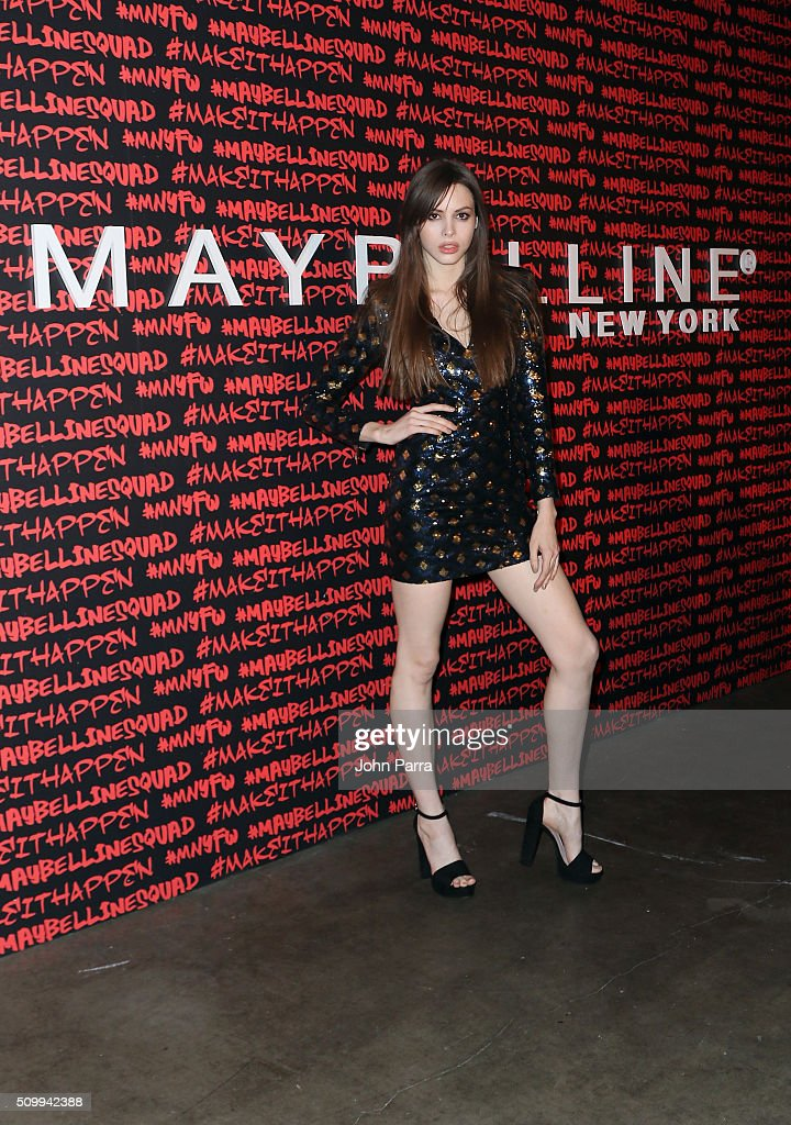 Maybelline New York Celebrates Fashion Week