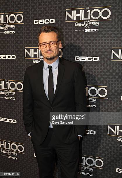 Ken Baker arrives for the NHL 100 presented by GEICO show as part of the 2017 NHL AllStar Weekend at the Microsoft Theater on January 27 2017 in Los...