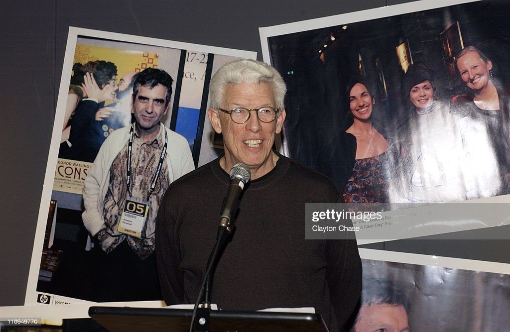 Ken Brecher during 2005 Sundance Film Festival Alfred P Sloan Foundation Reception at Kimball Arts Center in Park City Utah United States