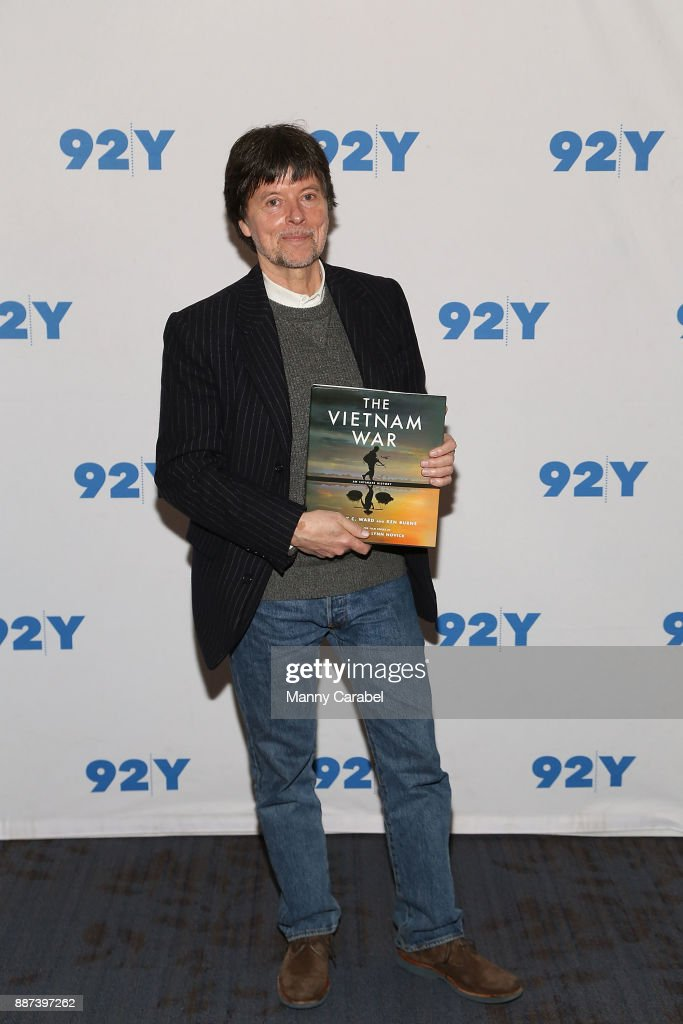 Ken Burns attends 92nd Street Y presents A Special Conversation with Ken Burns and Annette Insdorf at 92nd Street Y on December 6, 2017 in New York City.
