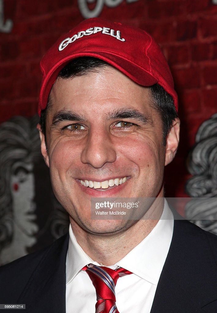 Ken Davenport attending the Opening Night Performance After Party for the Broadway Revival of 'Godspell' at Planet Hollywood in New York City