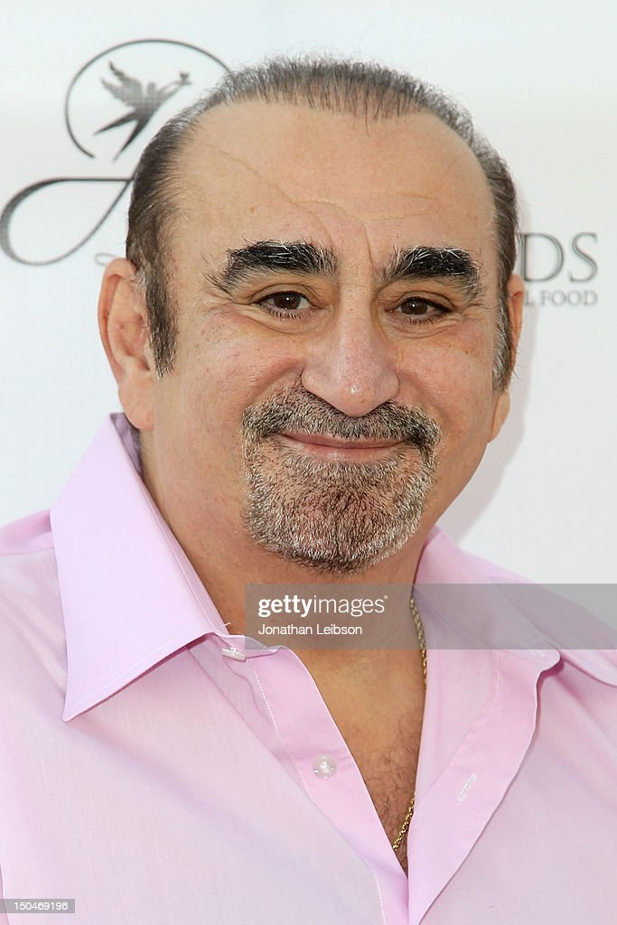 Ken Davitian attends the Project Angel Food's Annual Summer Soiree at Project Angel Food on August 18, 2012 in Los Angeles, California.