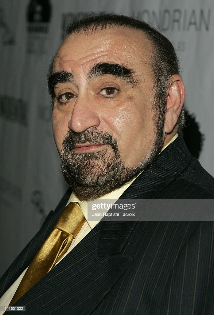 Ken Davitian during Los Angeles Confidential Magazine in Association with Morgans Hotel Group Celebrates the 2007 Oscars with Forest Whitaker, Rob Clark and Hendrix Electric Vodka - Red Carpet at Skybar at Mondrian Hotel in West Hollywood, California, United States.