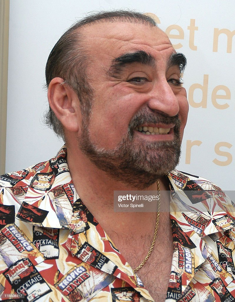 Ken Davitian during TMG Luxury Suite 2007 - Day 3 at Luxe Hotel in Beverly Hills, California, United States.