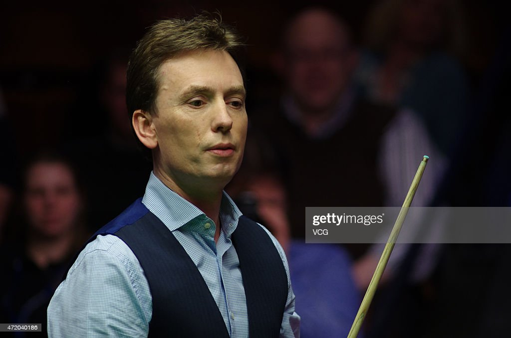 2015 Betfred World Snooker Championship - Day 15