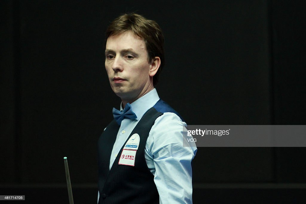 2014 World Snooker China Open - Day 1