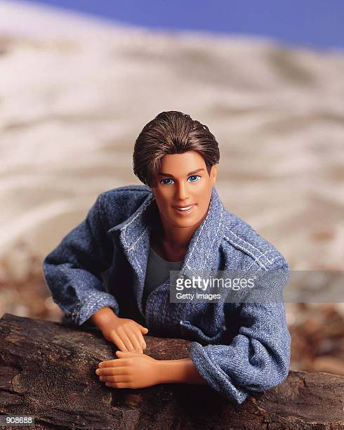 A 1995 Ken doll wears a jean jacket in this portrait On March 13 Mattel toy company celebrated the 40th anniversary of the Ken doll which was...