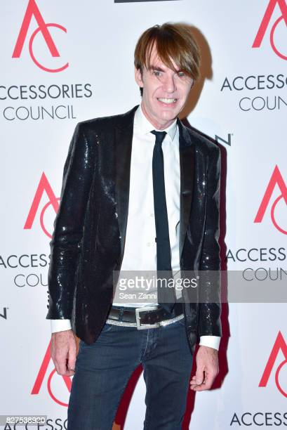 Ken Downing attends 21st Annual Ace Awards at Cipriani 42nd Street on August 7 2017 in New York City