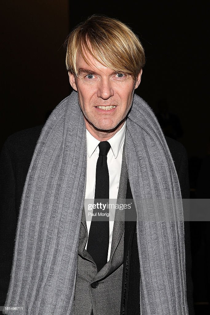 Ken Downing attends Marc By Marc Jacobs during Fall 2013 Mercedes-Benz Fashion Week at The Theater at Lincoln Center on February 11, 2013 in New York City.