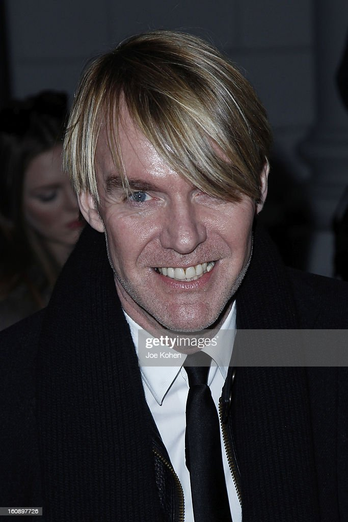 Ken Downing attends the Kimberly Ovitz show during Fall 2013 Mercedes-Benz Fashion Week at Cafe Rouge on February 7, 2013 in New York City.