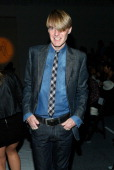 Ken Downing attends the Ruffian fashion show during MercedesBenz Fashion Week Spring 2014 at The Studio at Lincoln Center on September 7 2013 in New...