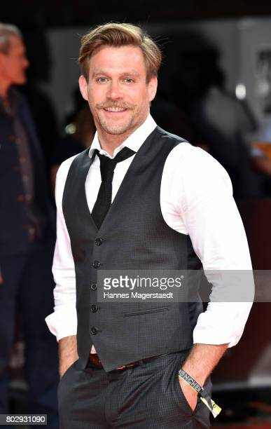 Ken Duken attend the 'Berlin Falling' Premiere during Munich Film Festival 2017 at Gasteig on June 28 2017 in Munich Germany